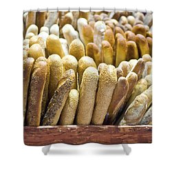 Baguettes Shower Curtain