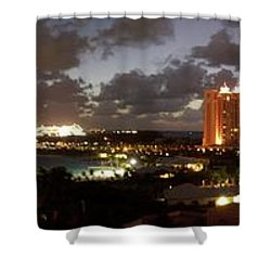 Bahama Night Shower Curtain by Jerry Battle