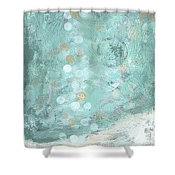 Bahamian Rapture I Shower Curtain