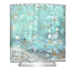 Bahamian Rapture II Shower Curtain