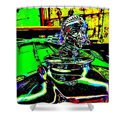 Bahre Car Show II 25 Shower Curtain by George Ramos