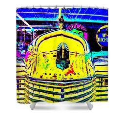 Bahre Car Show II 42 Shower Curtain by George Ramos