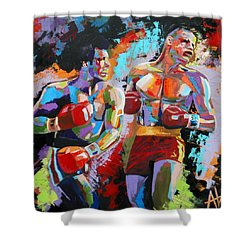 Balboa Shower Curtain