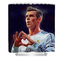 Bale Shower Curtain by Semih Yurdabak