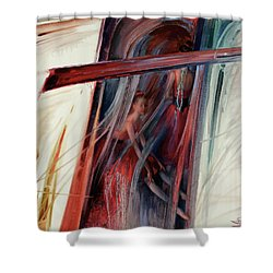 Balle-t Shower Curtain