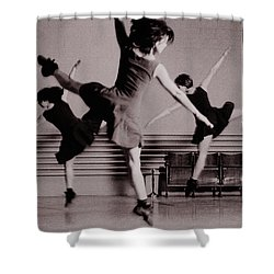 Ballet #10 Shower Curtain
