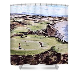Ballybunion Gc, Kerry Shower Curtain