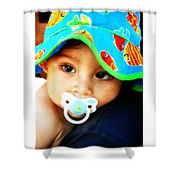 Bambino 1 Shower Curtain