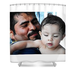 Bambino 4 Shower Curtain