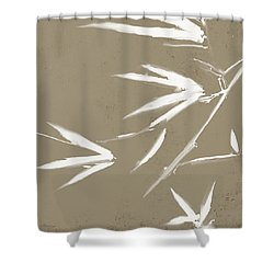 Bambo02 Shower Curtain