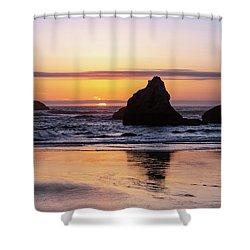 Bandon Glows Shower Curtain