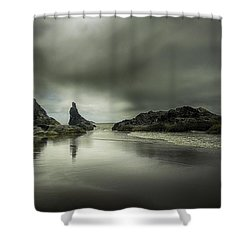 Bandon Serenity Shower Curtain