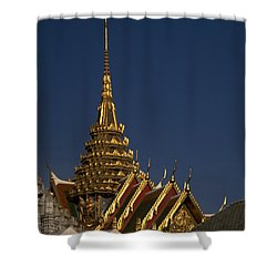 Bangkok Grand Palace Shower Curtain