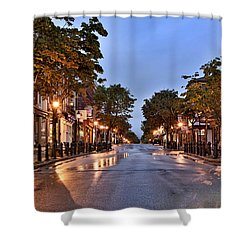 Bar Harbor - Maine Shower Curtain