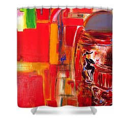 BAR Shower Curtain
