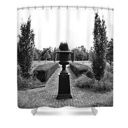 Bardstown Garden  Shower Curtain
