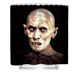 Barlow Shower Curtain by Fred Larucci