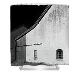 Barn, Germany Shower Curtain by Brooke T Ryan
