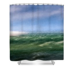 Barnstable Harbor 4 Shower Curtain