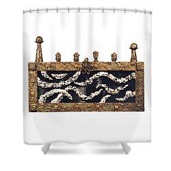 Barrier Shower Curtain