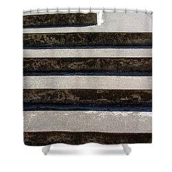 Bars Shower Curtain