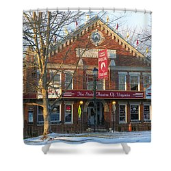 Barter Theatre Shower Curtain by Karen Wiles