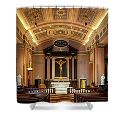Basilica Of Saint Louis, King Of France Shower Curtain