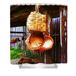 Basket Weavers 2 Shower Curtain