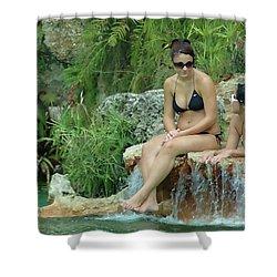 Bathing Beauties Shower Curtain