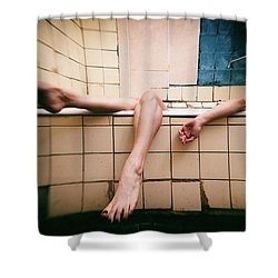Bathroom #7866 Shower Curtain