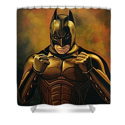Batman The Dark Knight  Shower Curtain
