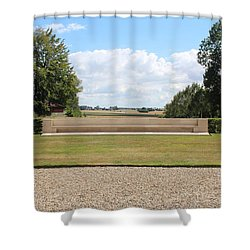 Historic View Shower Curtain