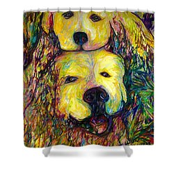 Bauer And Windi Shower Curtain