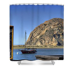 Bay Cruise At 11 Shower Curtain