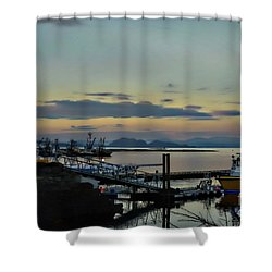 Bay View Shower Curtain
