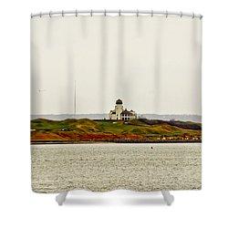 Bayonne Golf Club Shower Curtain