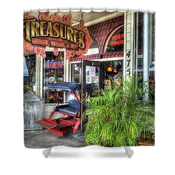 Baytown Treasures Shower Curtain