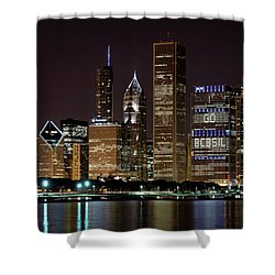 Bcbsil Shower Curtain