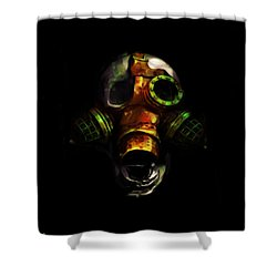 Be Prepared Shower Curtain
