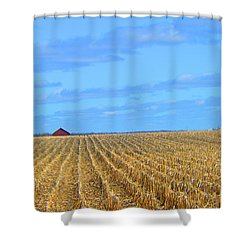 Be Still And ... Shower Curtain