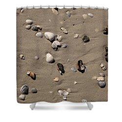 Beach 1121 Shower Curtain