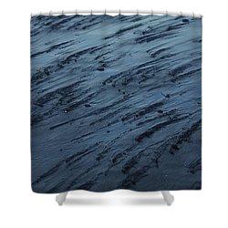 Beach Abstract 20 Shower Curtain