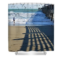 Beach Bliss Shower Curtain