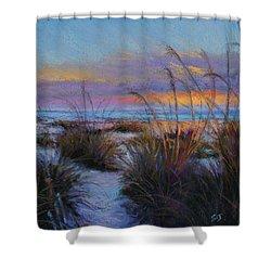 Beach Escape Shower Curtain