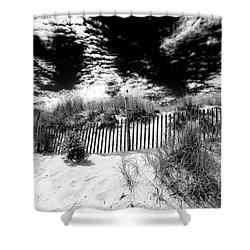 Beach Haven Shower Curtain