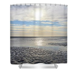 Beach II Shower Curtain