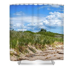 Beach  Shower Curtain