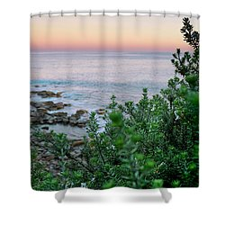Beach Retreat Shower Curtain