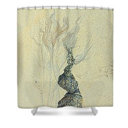 Beach Sand 3 Shower Curtain