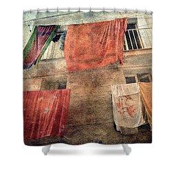 Beach Towels Shower Curtain